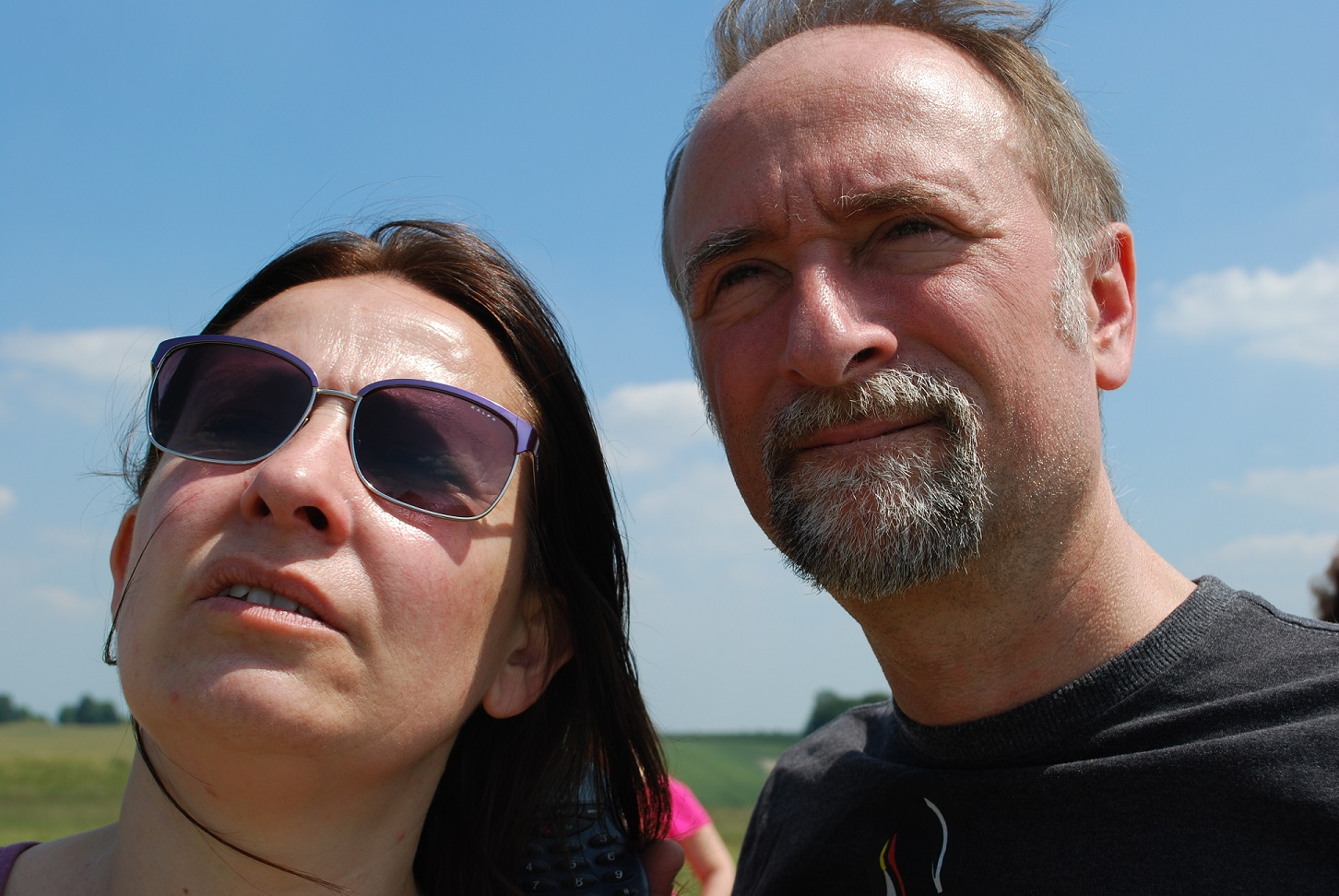 Bego and Martin, September 2013
